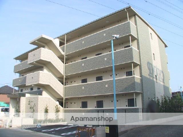 愛知県春日井市、神領駅徒歩17分の築11年 4階建の賃貸マンション