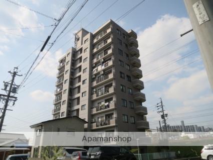 愛知県春日井市、高蔵寺駅徒歩3分の築26年 10階建の賃貸マンション