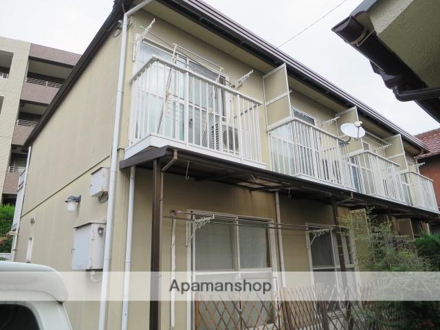 愛知県春日井市、高蔵寺駅徒歩9分の築28年 2階建の賃貸アパート