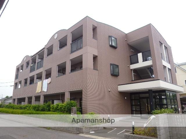 愛知県春日井市、高蔵寺駅徒歩15分の築17年 3階建の賃貸マンション