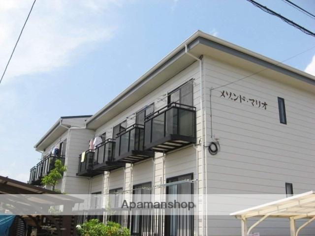 愛知県春日井市、神領駅徒歩22分の築23年 2階建の賃貸アパート