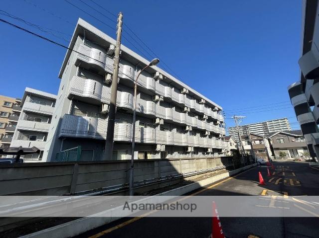 愛知県春日井市、神領駅徒歩42分の築26年 4階建の賃貸マンション