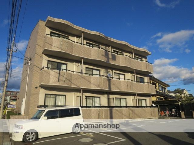 愛知県春日井市、神領駅徒歩17分の築14年 3階建の賃貸マンション