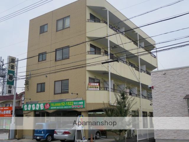 愛知県春日井市、高蔵寺駅徒歩8分の築33年 4階建の賃貸マンション