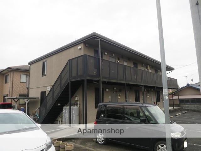 愛知県春日井市、高蔵寺駅徒歩6分の築16年 2階建の賃貸アパート