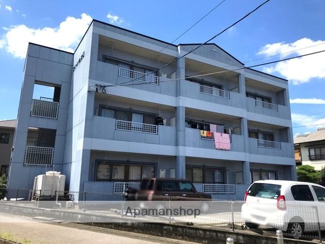 愛知県春日井市、神領駅徒歩18分の築26年 3階建の賃貸マンション