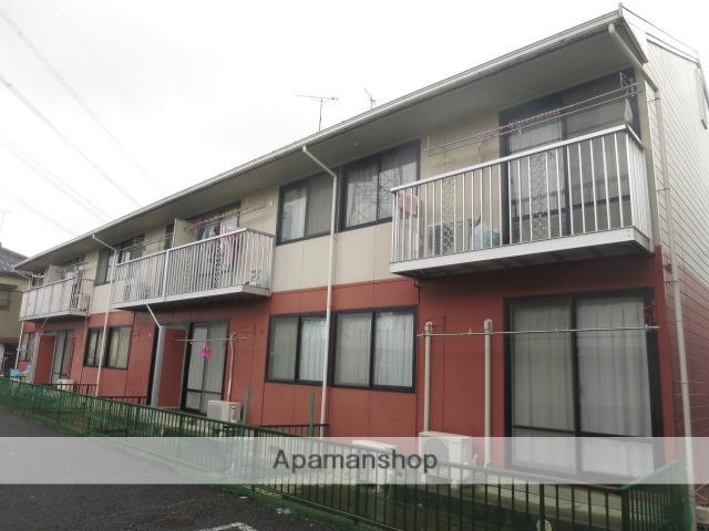 愛知県春日井市、春日井駅徒歩48分の築29年 2階建の賃貸アパート