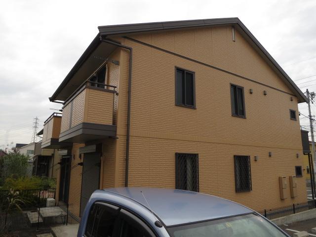 愛知県名古屋市守山区の築13年 2階建の賃貸アパート