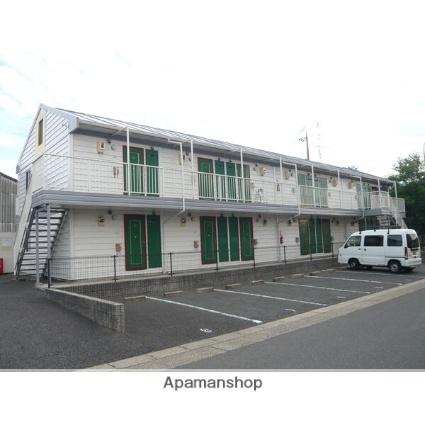 愛知県春日井市、神領駅徒歩8分の築22年 2階建の賃貸アパート