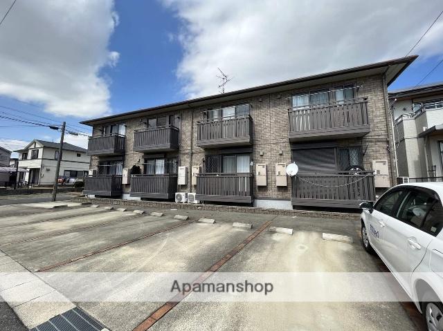 愛知県春日井市、春日井駅徒歩11分の築9年 2階建の賃貸アパート