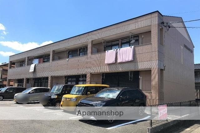 愛知県春日井市、高蔵寺駅名鉄バスバス4分白山停下車後徒歩5分の築20年 2階建の賃貸アパート