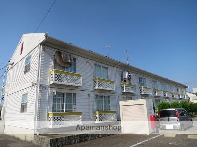 愛知県春日井市、神領駅徒歩30分の築17年 2階建の賃貸アパート