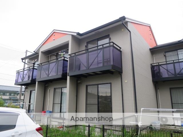 愛知県名古屋市守山区、神領駅徒歩38分の築20年 2階建の賃貸テラスハウス