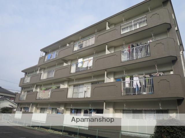愛知県春日井市、春日井駅徒歩9分の築37年 4階建の賃貸マンション