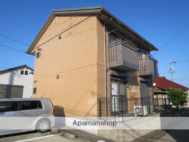 愛知県春日井市、神領駅徒歩19分の築13年 2階建の賃貸アパート