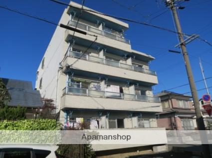 愛知県春日井市、神領駅徒歩24分の築29年 4階建の賃貸マンション