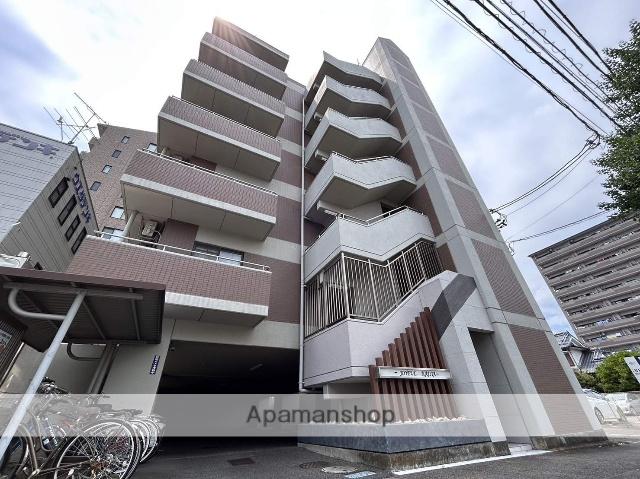 愛知県春日井市、春日井駅徒歩8分の築21年 6階建の賃貸マンション