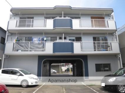 愛知県春日井市、春日井駅徒歩18分の築39年 3階建の賃貸マンション