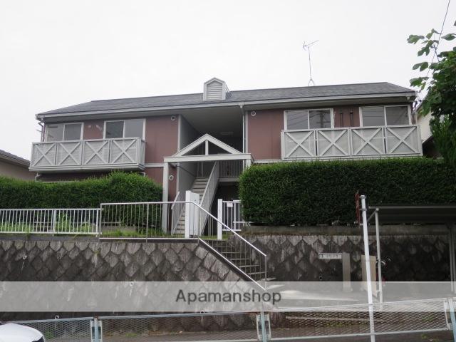 愛知県春日井市、高蔵寺駅徒歩16分の築29年 2階建の賃貸アパート