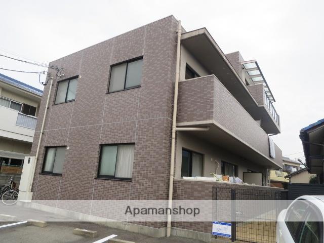 愛知県春日井市、春日井駅徒歩20分の築15年 3階建の賃貸マンション