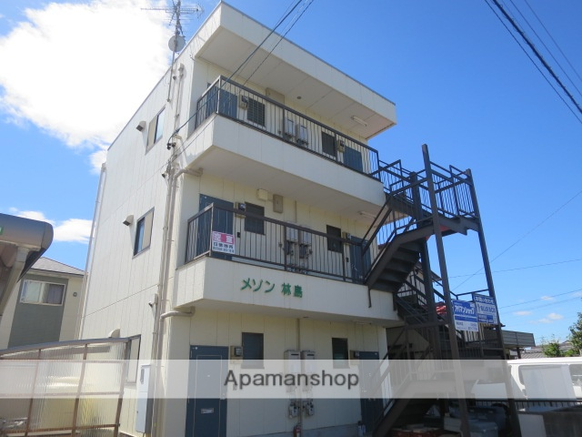 愛知県春日井市、春日井駅徒歩13分の築24年 3階建の賃貸マンション