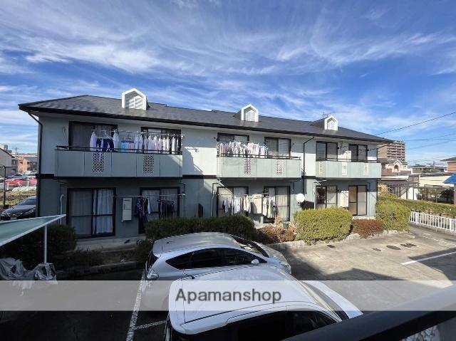 愛知県春日井市、春日井駅徒歩6分の築28年 2階建の賃貸アパート