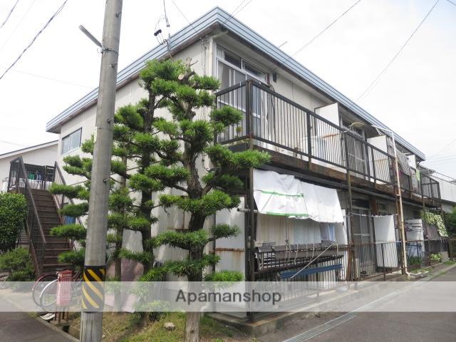 愛知県春日井市、春日井駅徒歩20分の築40年 2階建の賃貸アパート