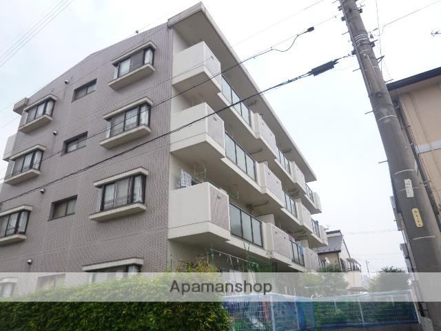愛知県春日井市、春日井駅徒歩19分の築28年 4階建の賃貸マンション