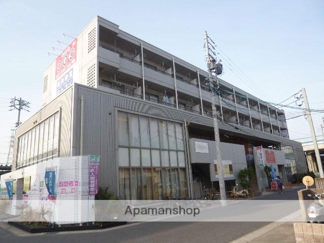 愛知県春日井市、神領駅徒歩1分の築13年 4階建の賃貸マンション