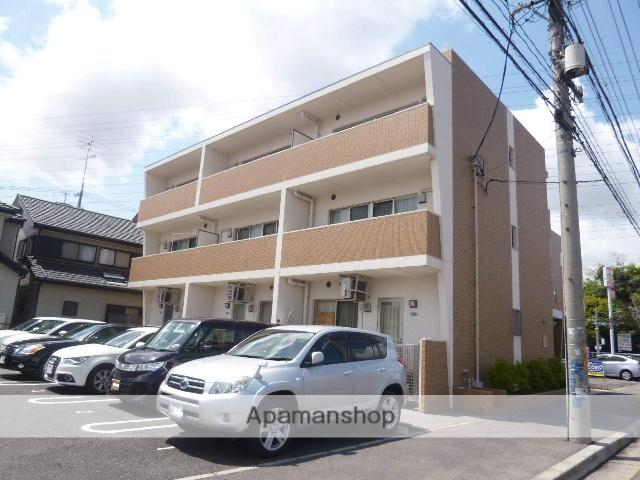愛知県春日井市、神領駅徒歩13分の築8年 3階建の賃貸マンション