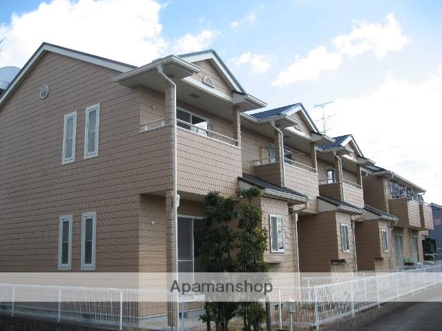 愛知県春日井市、高蔵寺駅徒歩15分の築22年 2階建の賃貸アパート