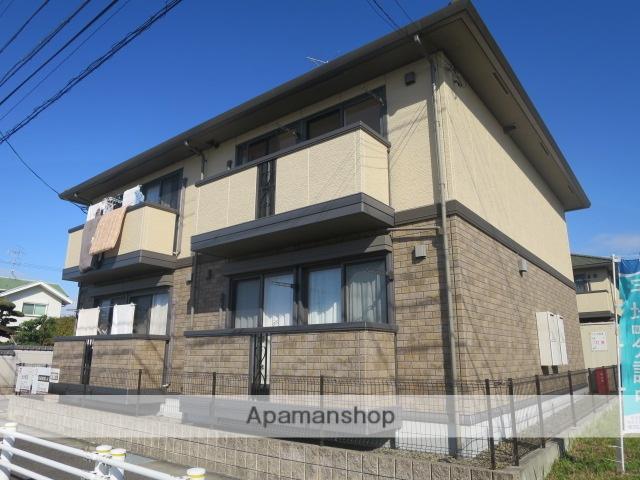 愛知県名古屋市守山区、高蔵寺駅徒歩23分の築8年 2階建の賃貸アパート