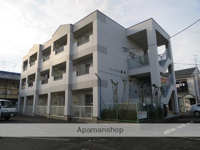 愛知県春日井市、春日井駅徒歩13分の築26年 3階建の賃貸マンション