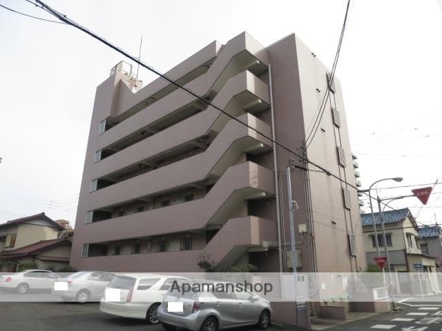 愛知県春日井市、春日井駅徒歩6分の築27年 6階建の賃貸マンション