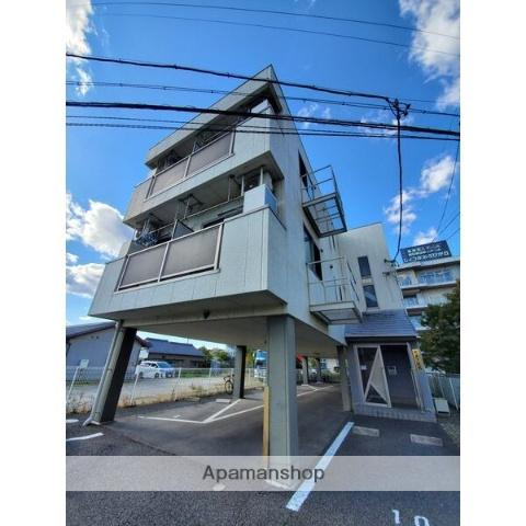 愛知県春日井市、高蔵寺駅名鉄バスバス7分庄名下車後徒歩3分の築12年 3階建の賃貸アパート