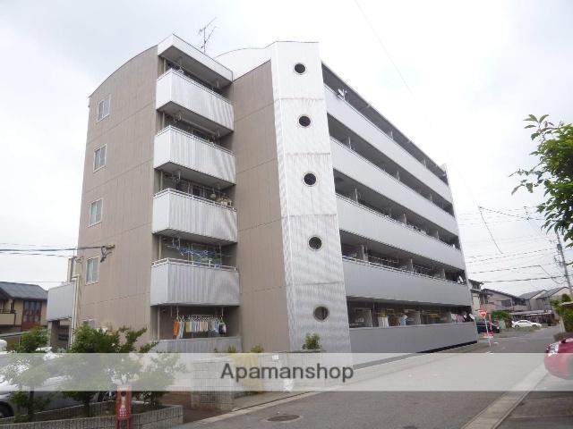 愛知県春日井市、高蔵寺駅徒歩16分の築17年 5階建の賃貸マンション