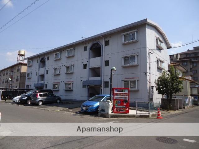 愛知県春日井市、春日井駅徒歩9分の築30年 3階建の賃貸マンション