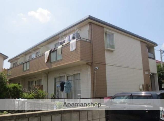 愛知県春日井市、春日井駅徒歩16分の築24年 2階建の賃貸アパート