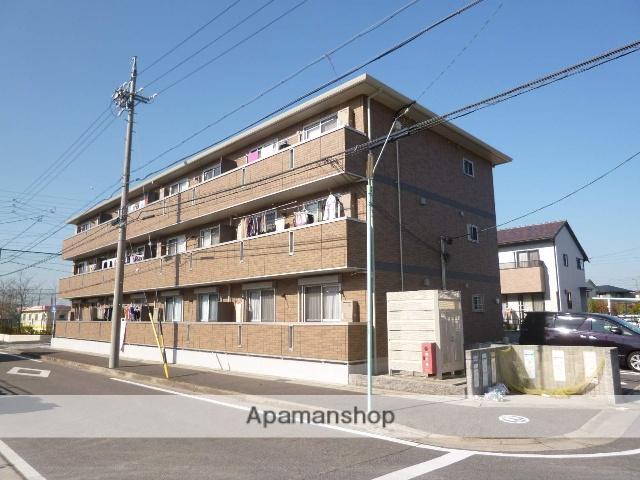 愛知県名古屋市守山区の築9年 3階建の賃貸アパート