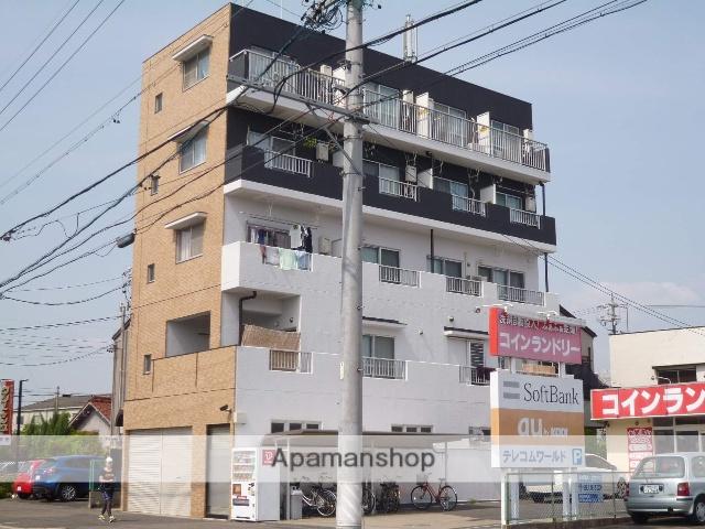愛知県春日井市、勝川駅徒歩41分の築30年 5階建の賃貸マンション