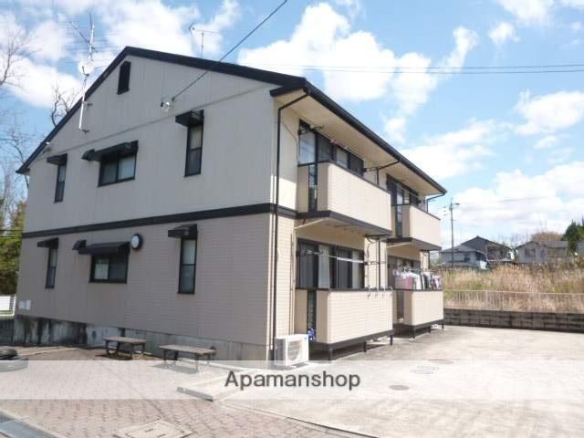 愛知県名古屋市守山区、神領駅徒歩40分の築24年 2階建の賃貸アパート