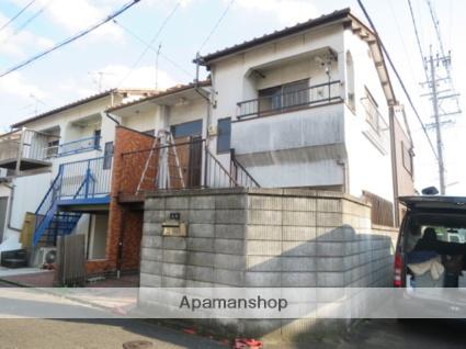 愛知県春日井市、春日井駅徒歩8分の築33年 2階建の賃貸アパート