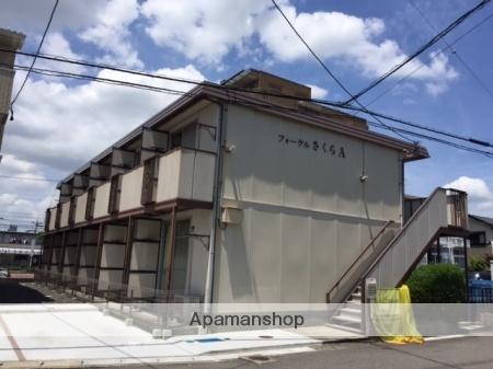 愛知県春日井市、高蔵寺駅徒歩9分の築32年 2階建の賃貸アパート