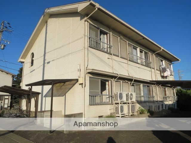 愛知県春日井市、高蔵寺駅徒歩34分の築31年 2階建の賃貸アパート