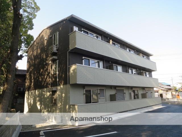 愛知県春日井市、春日井駅徒歩10分の新築 3階建の賃貸アパート