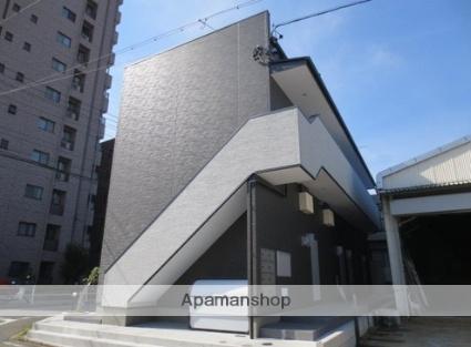 愛知県名古屋市守山区、新守山駅徒歩8分の築2年 2階建の賃貸アパート