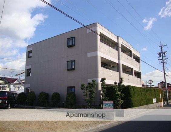 愛知県春日井市、春日井駅JRバスバス15分東野町下車後徒歩2分の築16年 3階建の賃貸マンション