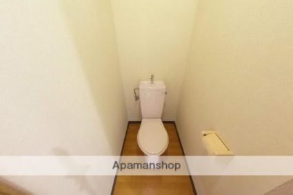 愛知県春日井市藤山台7丁目[1R/19m2]のトイレ