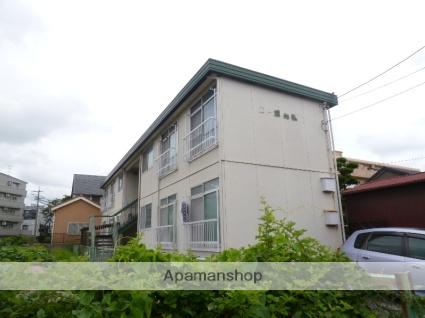 愛知県春日井市、春日井駅徒歩6分の築43年 2階建の賃貸アパート