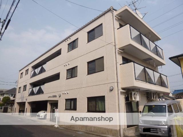 愛知県春日井市、春日井駅徒歩22分の築25年 3階建の賃貸マンション